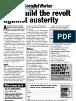 Revolt Against Austerity - 200613