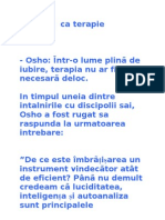 OSHO-IUBIREA  ca terapie.doc