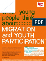 Migration and Youth Participation