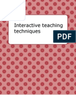 101 tips for interactive teaching