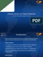 14-16yrs - Darwin - Charles Darwin and Natural Selection - Classroom Presentation