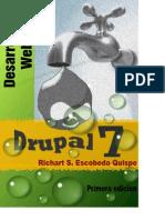Desarrollo Web - Drupal 7 - Richart S. Escobedo Quispe (Solución tarea Ejemplo 2 - Modulo bloque)