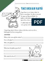 The Indian Kayu