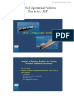 FPSO Operational Problems
