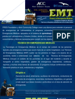 Brochure EMT 20131