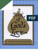 Bawa Muhaiyaddeen - A Book of God's Love (126p)