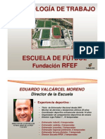 Filosofia Escuela Rfef PDF