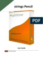 Hostrings Pencil user guide