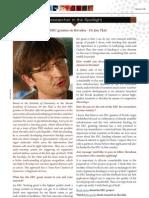 ERC_Newsletter_June_2013_Researcher_spotlight