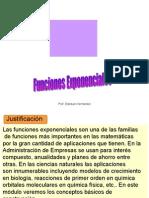 Funciones-Exponenciales