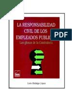 Responsabilidad Civil de Los Empleados Publicos en El Derecho Administrativo