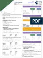 Resumo de Métodos Quantitativos 2012.2