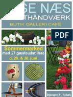 Sommermarked 2013
