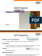 GPO - Manikin - PTC User Event 2009