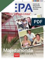 Revista CEPA Mario Vargas Llosa