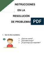 Entrenamiento en Autoinstrucciones Para La Resolucion de Problemas