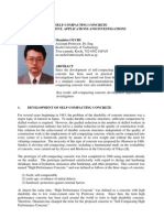 Self-Compactig Concrete Development, Applications and Investigations OUCHI