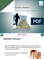 Tema 6. Dietas controladas en aporte energético. Obesidad
