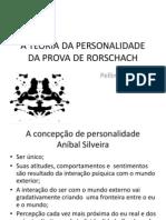 A+Teoria+Da+Personalidade+Da+Prova+de+Rorschach