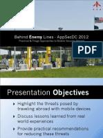 Behind Enemy Lines 2012