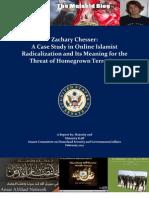 Zachary Chesser Final Report