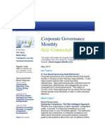 Delloite Corporate Governance Report