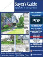 Coldwell Banker Olympia Real Estate Buyers Guide June 22nd 2013