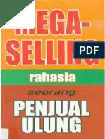 Mega Selling - Rahasia Seorang Penjual Ulung - David Cowper- Bhs Indonesia
