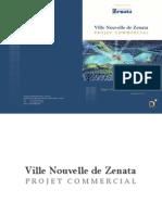 Ville Nouvele de Zenata - Projet commercial (Appel à manifestation d'interet)