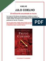 Pablo Coelho - El Manuscrito Encontrado en Accra