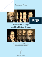 100730139 Costanzo Preve Marx Lettore Di Hegel