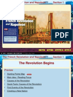 The French Revolution and Napolean