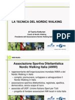 KETTUNEN Nordic Walking