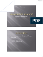 Traffic Chapter 3 Urban Road Analysis12