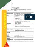 Sikaflex® PRO-3 WF