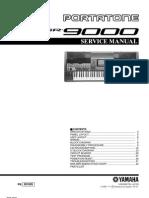 Yamaha Psr-9000 Sm