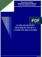 Guide de Bonnes Pratiques