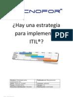 Estrategias Para Implementar ITIL