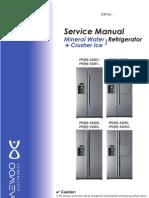 FRS-25NC Manual Servicio