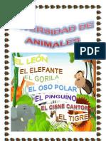 Animales y Su Caracteristicas