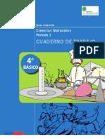 4_ BÁSICO - CUADERNO DE TRABAJO - CIENCIAS NATURALES