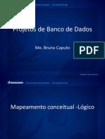 Projeto de Banco de Dados - Aula06 - V01