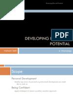 Develop Person. Potential