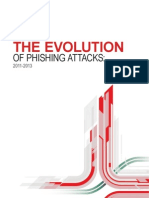 Kaspersky Lab KSN Report the Evolution of Phishing Attacks 2011-2013