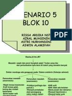 Skenario 5 Blok 10 Cha