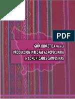 Guia Didactica -Comunidades Campesinas Apurimac