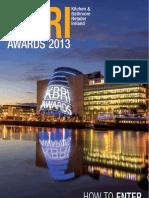 KRBI Entry information 2013