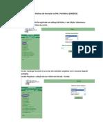 Rotina de inserção no PHL_periódicos