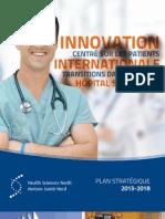 Plan stratégique d'Horizon Santé-Nord 2013-2018