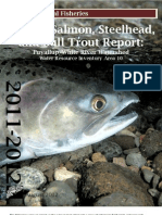 Puyallup Tribal Fisheries 2011-2012 Annual Salmon, Steelhead and Bull Trout Report